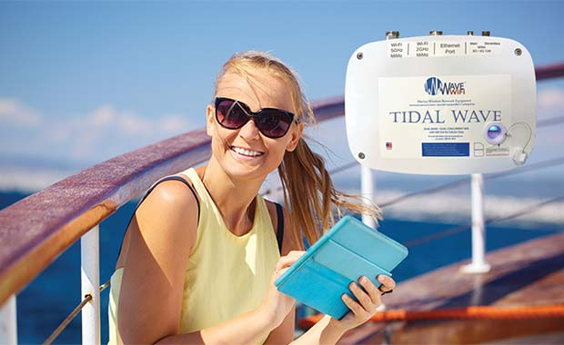 Wave WiFi Technology - Tidal Wave Model